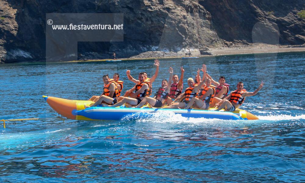 Activités Aquatiques - Banana Boat, Jet Ski, Kayak, Fly-Fish, Fly- board