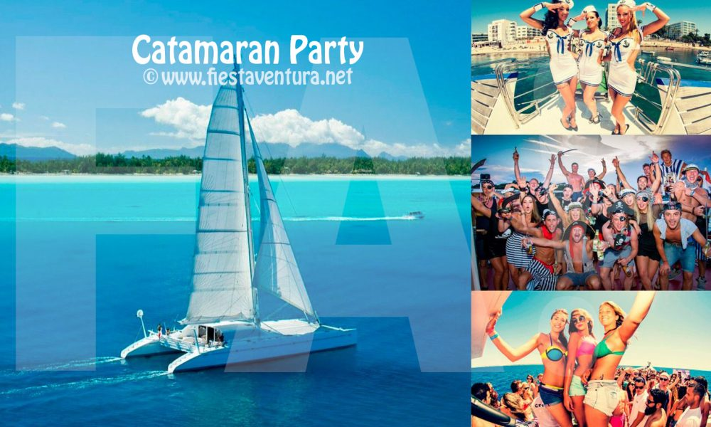 Catamaran Party Barcelone, Lloret de Mar, Salou