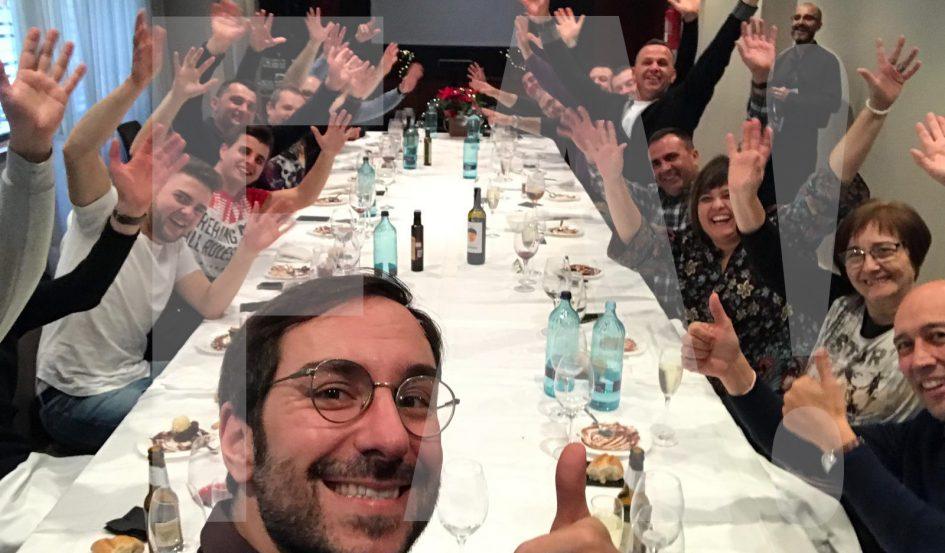 EVJF - EVG - Diner + Spectacle comedien + Disco au Lloret de Mar